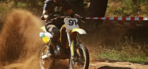 Dirt bike pant Durability