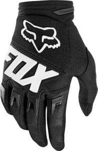Fox Racing Dirtpaw Gloves Black XL