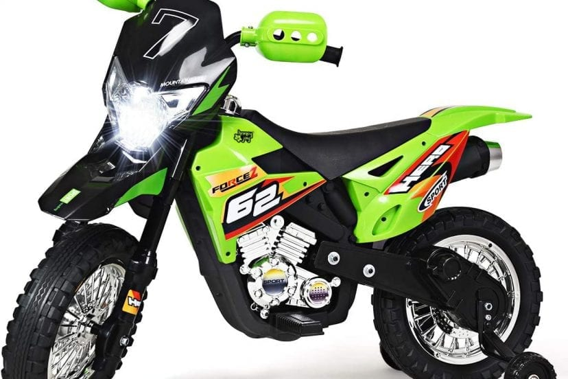 Best Dirt Bike With Training Wheels