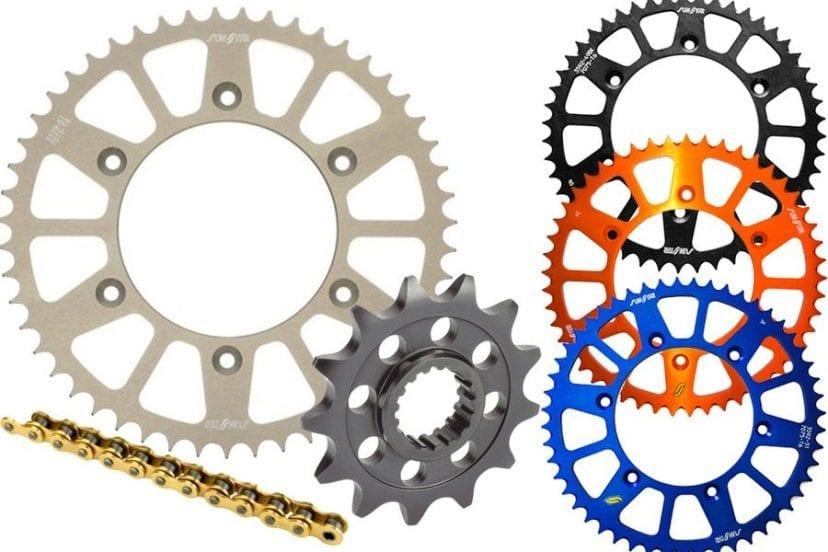 Best Dirt Bike Chain & Sprocket Sets