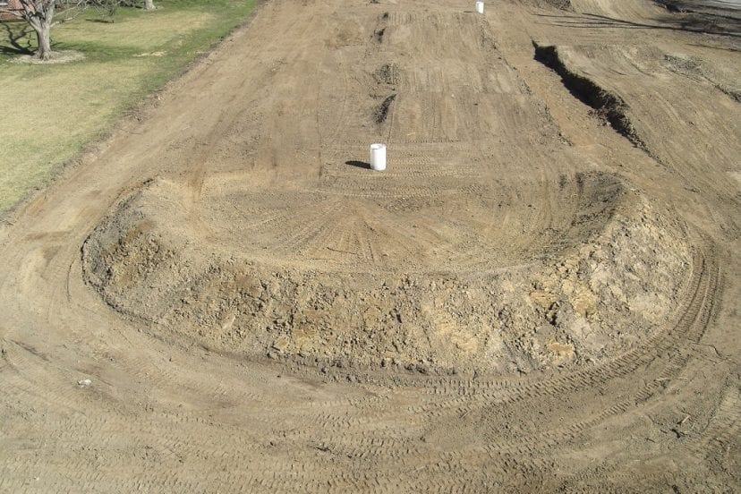 Building A Dirt Bike Track