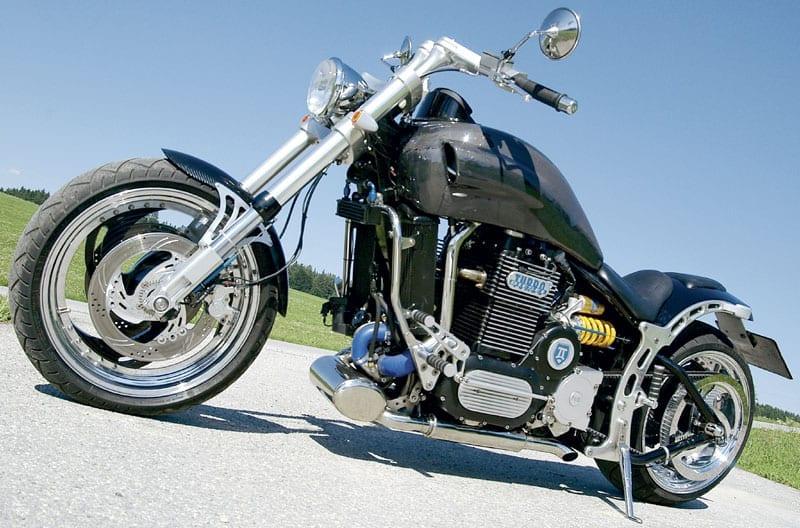 Best Diesel Motorcycle